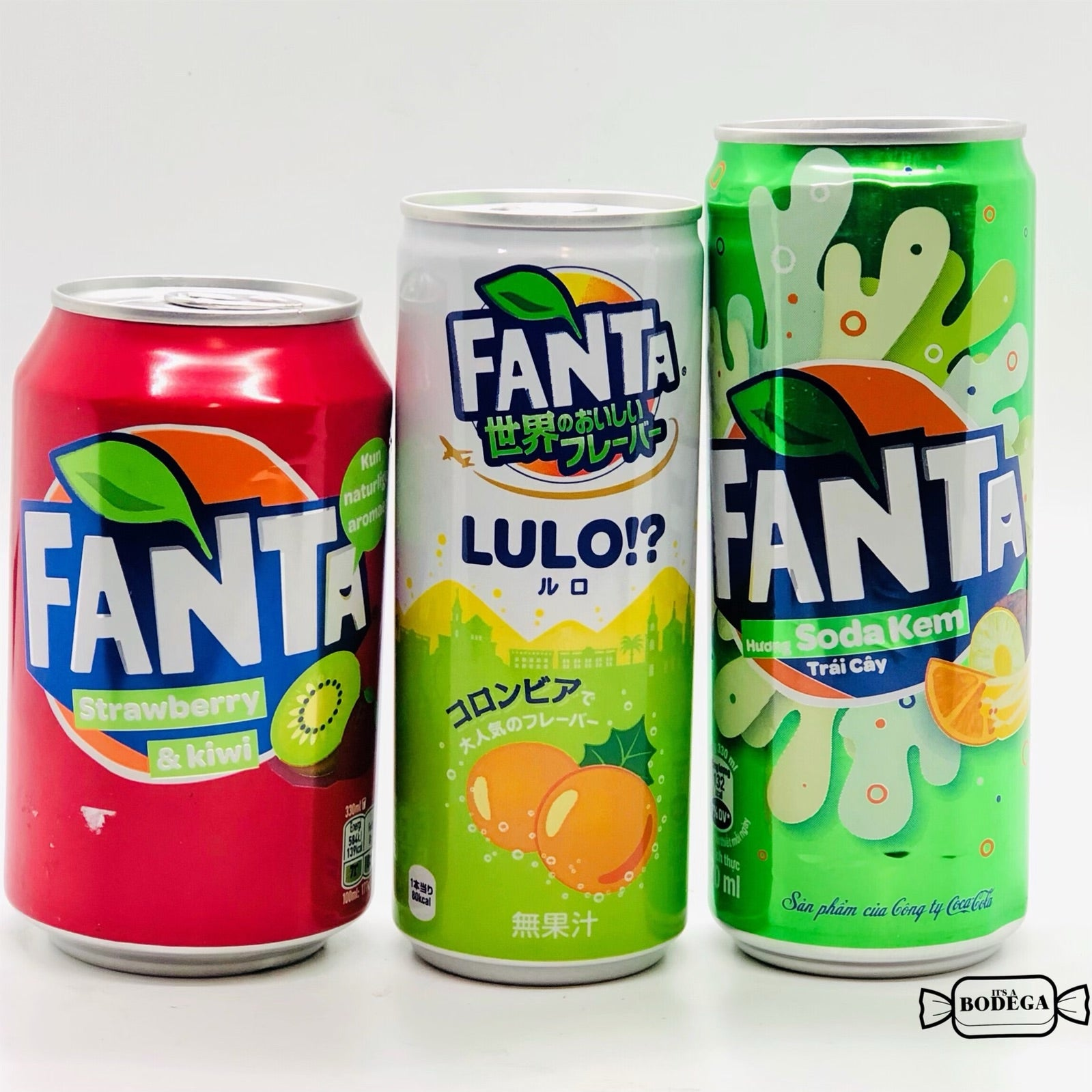 Fanta Can Bundle