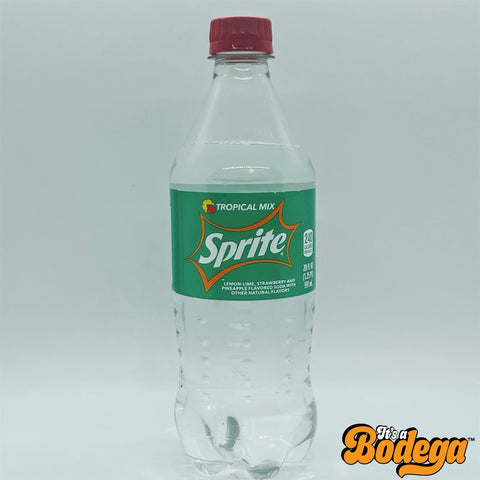 Sprite Tropical Mix (USA)