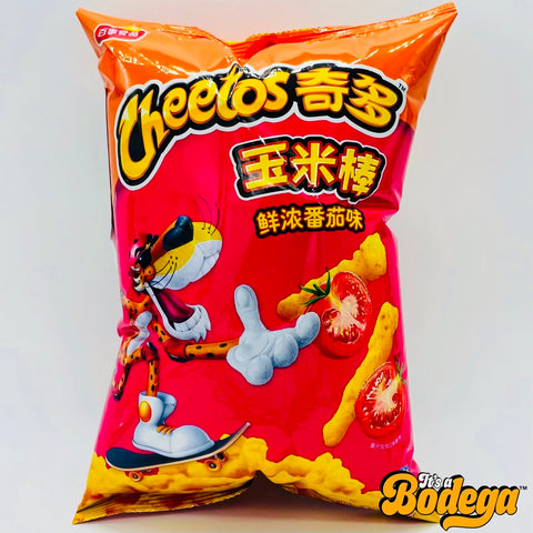 Cheetos Tomatoes (China)