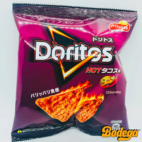 Doritos Spicy Taco (Japan)