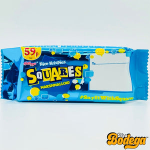 Kellogg's Rice Krispies Squares Marshmallow (UK)