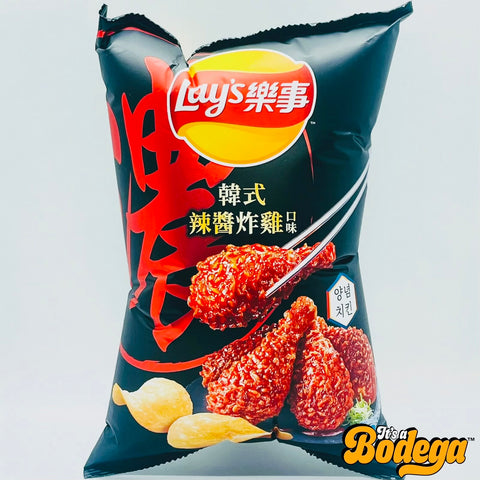 Lay's Korean Spicy Fried Chicken (Taiwan)
