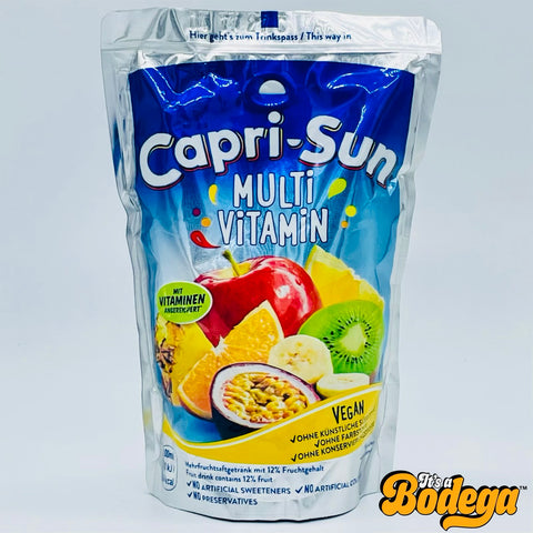 Capri Sun Multi Vitamin (Korea)