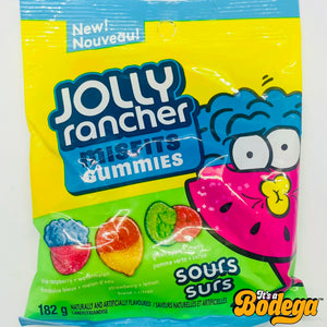 Jolly Rancher Sour Misfits Gummies (Canada)