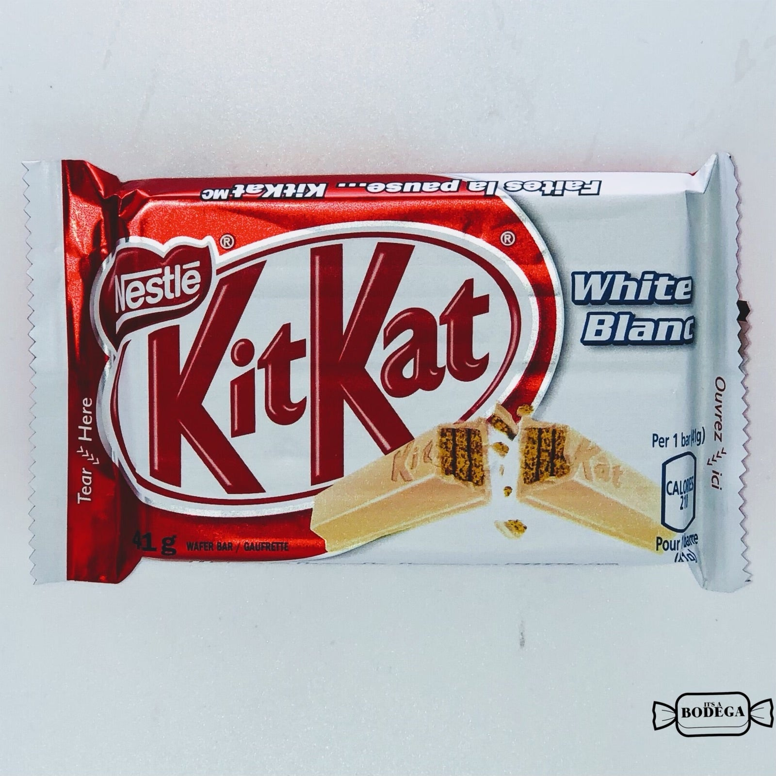 KitKat White Chocolate