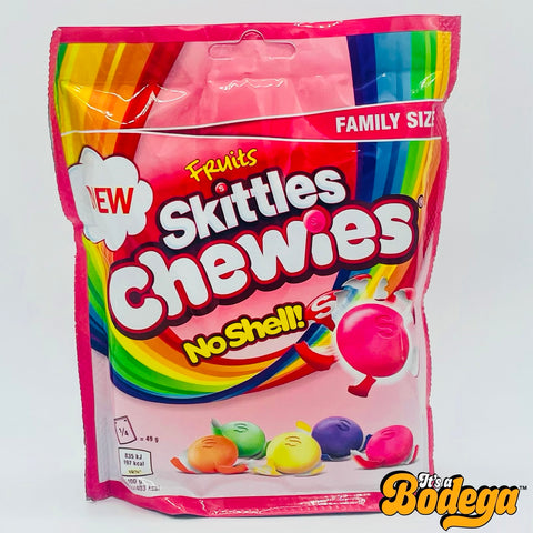 Skittles Chewies No Shell (UK)