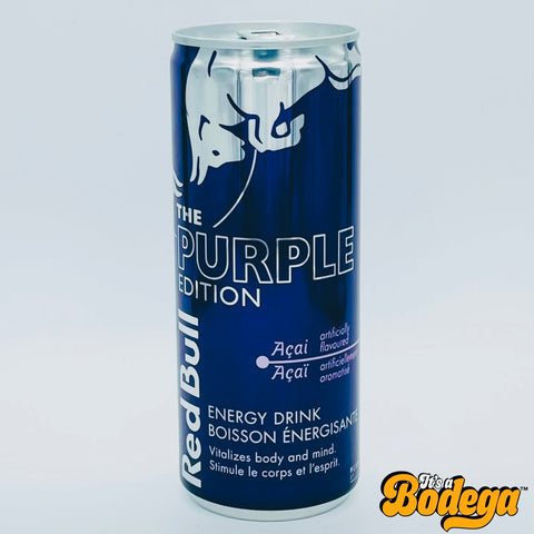 Red Bull The Acai Edition (Canada)