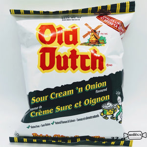 Old Dutch Sour Cream & Onion