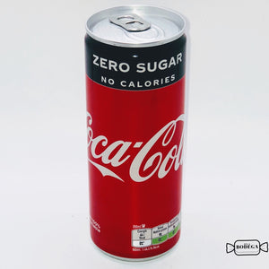 Coca Cola Zero Sugar (Brussel)