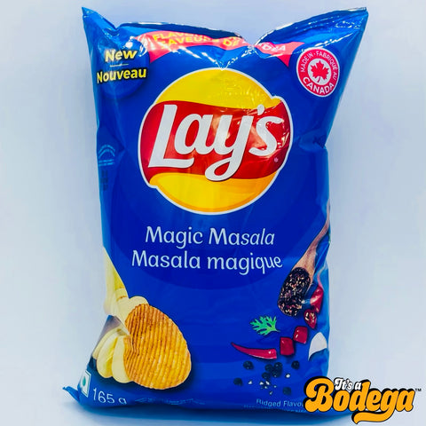 Lay's Magic Masala (Canada)