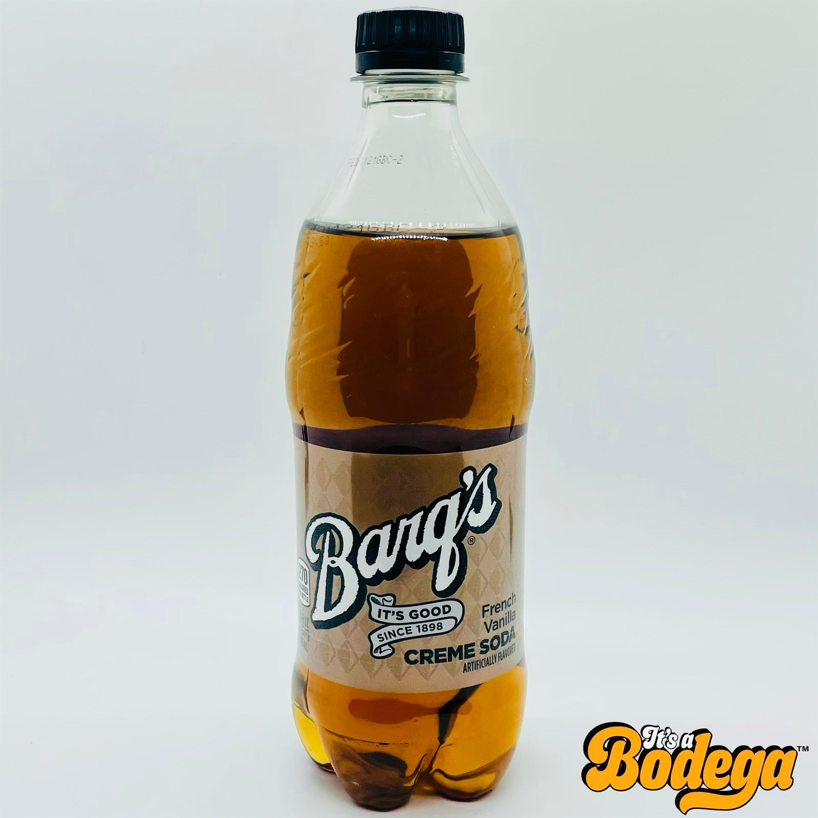 Barq's French Vanilla Cream Soda (USA)