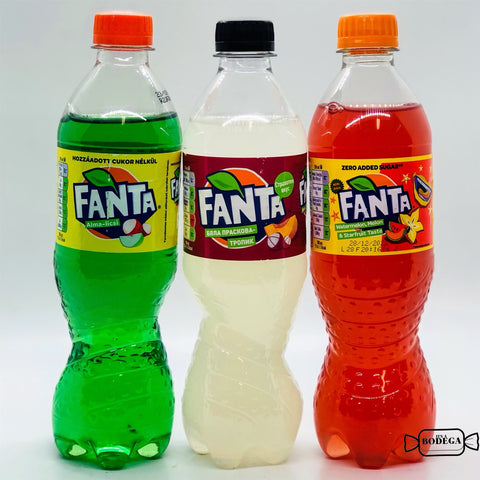 Fanta Bottle Bundle