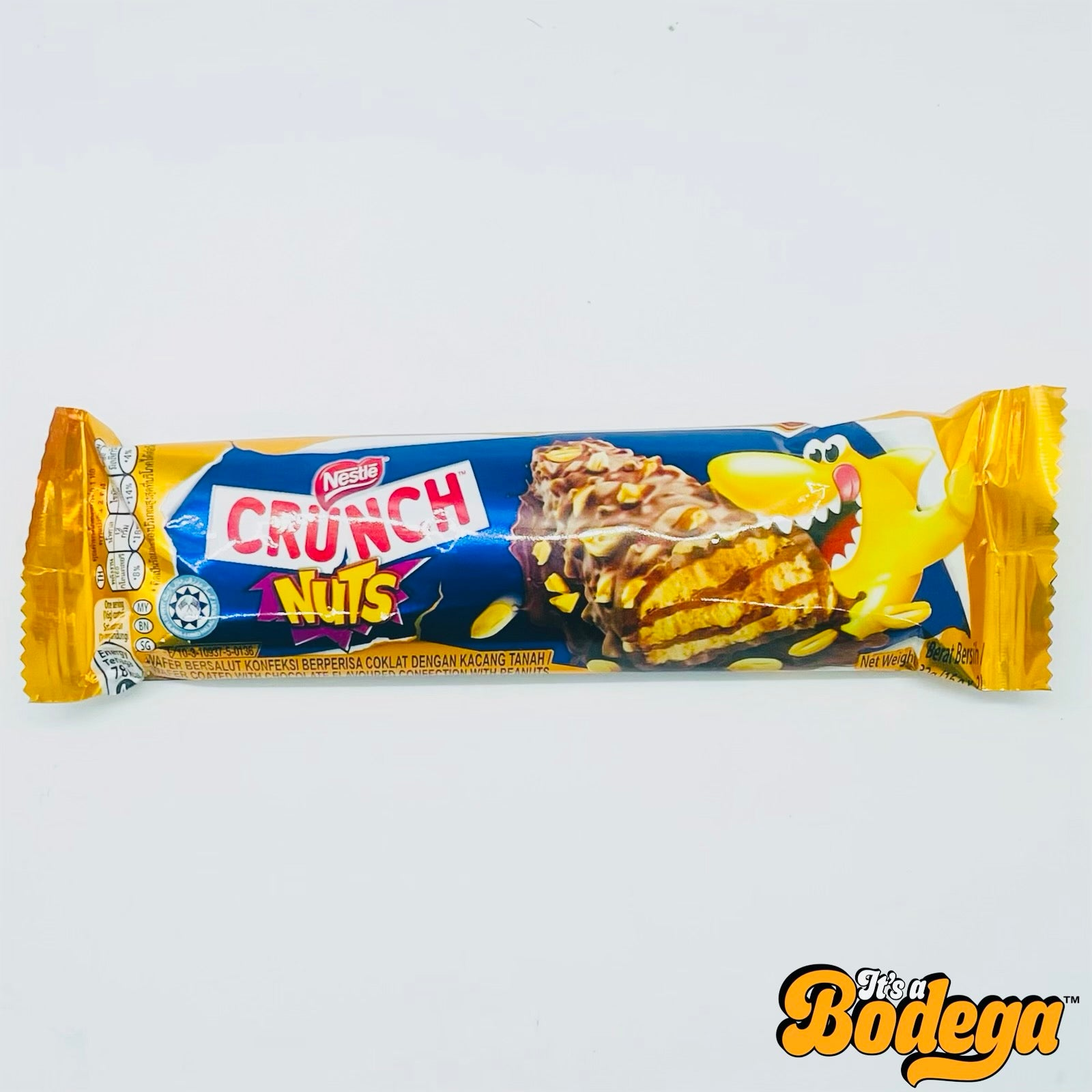 Nestle Crunch Wafer Bar (Thailand)