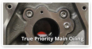 True Priority Main Oiling