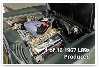 1 of 16 1967 L89s Produced