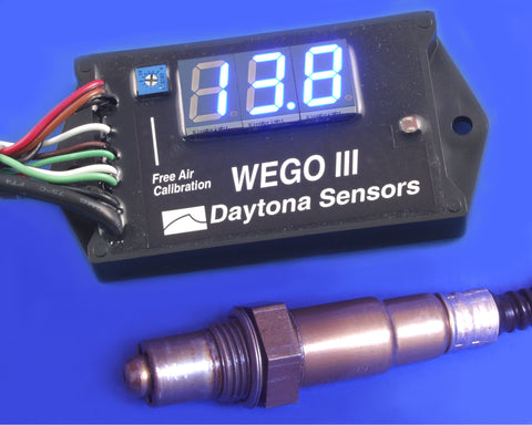 Daytona Sensors WEGO 3 Wide-band AFR Tuning Aid (Motorcycle Applications)