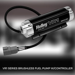 Holley VR1 Brushless Fuel Pump with Controller