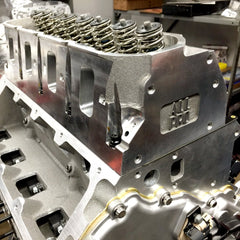 All Pro Cylinder Heads - Hydraulic Cam, Shaft Rockers, Titanium Intake, Inconel Exhaust