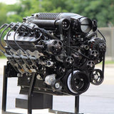 1,075 HP, 2.9L Whipple Supercharged LS Engine.  Includes Serpentine System & Holley EMS