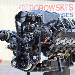 1,000 Horsepower Whipple Supercharged LS7.  Includes Serpentine System & Holley HP