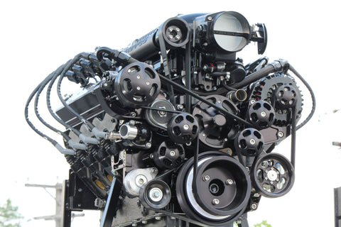Whipple Supercharger System for 2010-2015 Camaros with 6.2L LS Engines