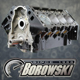 Dart SHP LS Next 427 Short Block - SCAT Crank and Rods, Diamond R Series Pistons