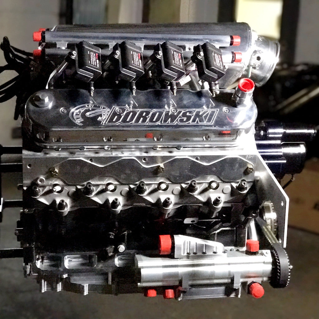 Borowski Built Twin Turbo 427 LS - 2,000+HP Dart LS Next2