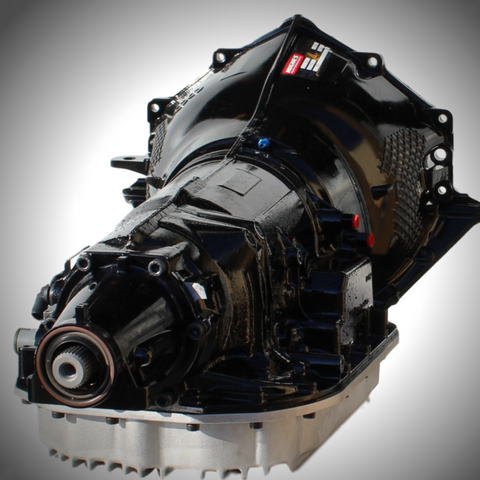 Hughes Performance Extreme Duty CUSTOM 4L80E Transmission - rated for 1,500HP