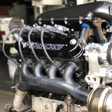 GM LS Turbo Exhaust Manifolds by Hooker Headers