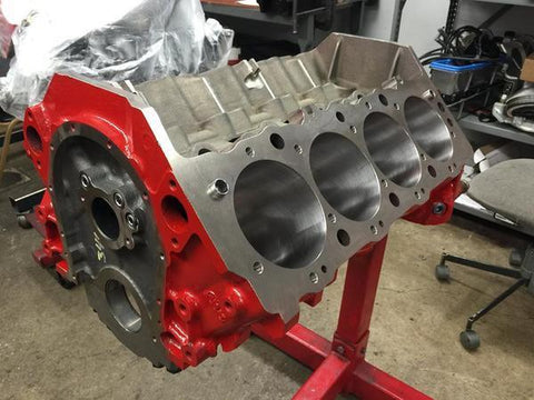 540 ci Big Block Chevy, 740 hp, 700 ft-lbs torque