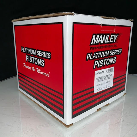 Manley Extreme Duty Series FLAT Top Pistons