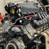 720 HP, 408ci N/A LS Street Engine with Dailey Engineering Dry Sump Oiling System
