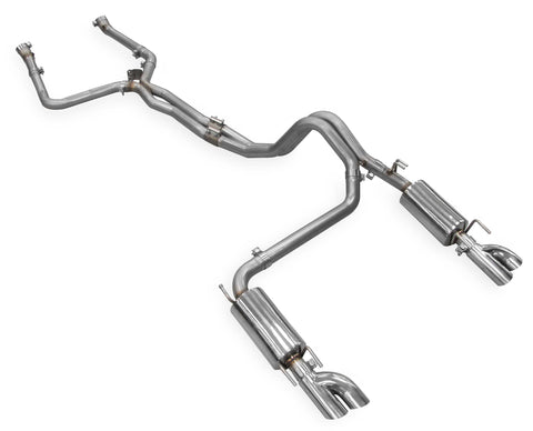 Hooker BlackHeart True Dual Exhaust kit for 1998-2002 Camaro/Firebird LS1 Engine