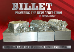 Dart LS Next Billet Aluminum Block