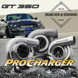 ProCharger GT350 Kit - Adds 150HP to the Tires