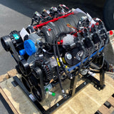 700 HP, Naturally-Aspirated, 415 cid, Hydraulic-Roller, LS Street Engine - Complete