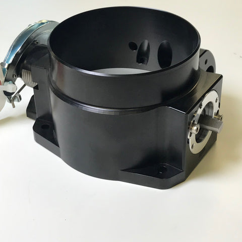 Holley Billet 105MM LS Throttle Body with Low RPM Taper