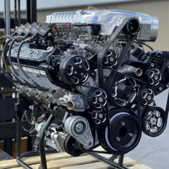 1,175 HP 3.0L Whipple Supercharged LS Engine. Includes Serpentine System & Holley EMS