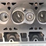 CUSTOM CNC Ported GM LS3 Cylinder Heads - Manley Severe Duty Intake & Exhaust Valves/Springs