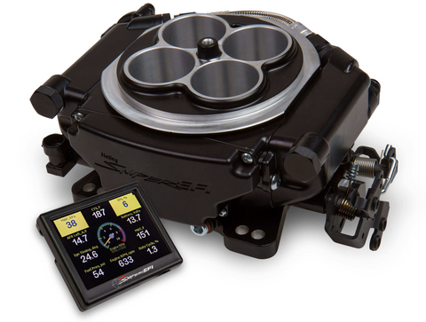 Holley Super Sniper EFI System - 4150 Flange, 800CFM