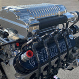 1,270 HP, Front Feed 4.5L Whipple 427 LS Engine