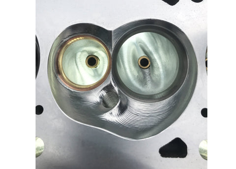 Dart LS7 12 Degree CNC Ported Heads - Price per Set, Bare