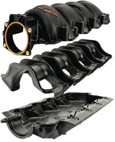 FAST LSXR Intake Manifold - LS3 Rectangle Port