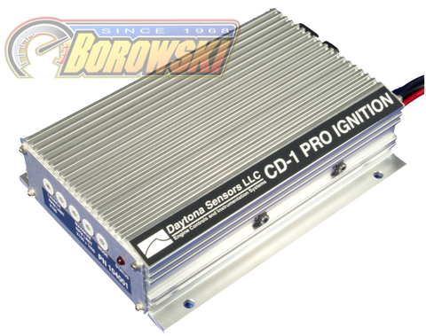 Daytona Sensors CD-1 Pro Capacitive Discharge Ignition System approved for NHRA Sportsman Classes