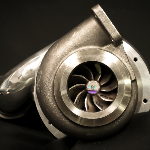TCT BatMoWheel Series Turbocharger - 66mm (Small Frame)