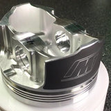 Wiseco Professional Series Forged LS Pistons - 4.000 Stroke, -8cc Flat Top