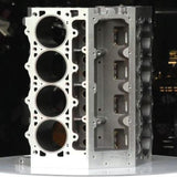 "Custom Dart LS Next Aluminum Block - 1/2"" Head Stud Provisions, Custom Sleeves"