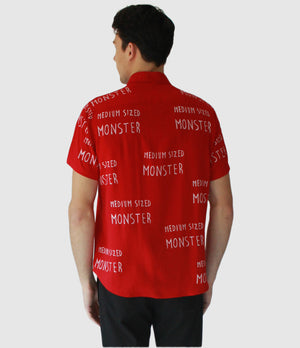 MONSTERS RED