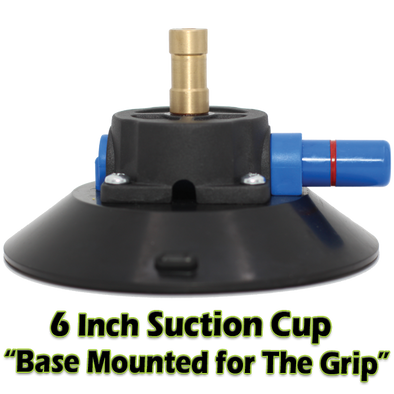 Dream 6 inch Replacement Suction Cup for The Grip