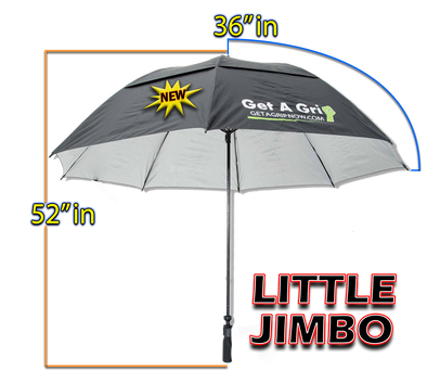 "Umbrella Only ""Little Jimbo"" 72""in."